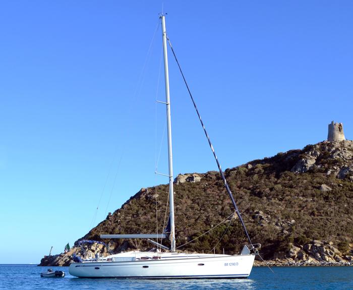 Noleggio barca a vela: Bavaria Sterna 46
