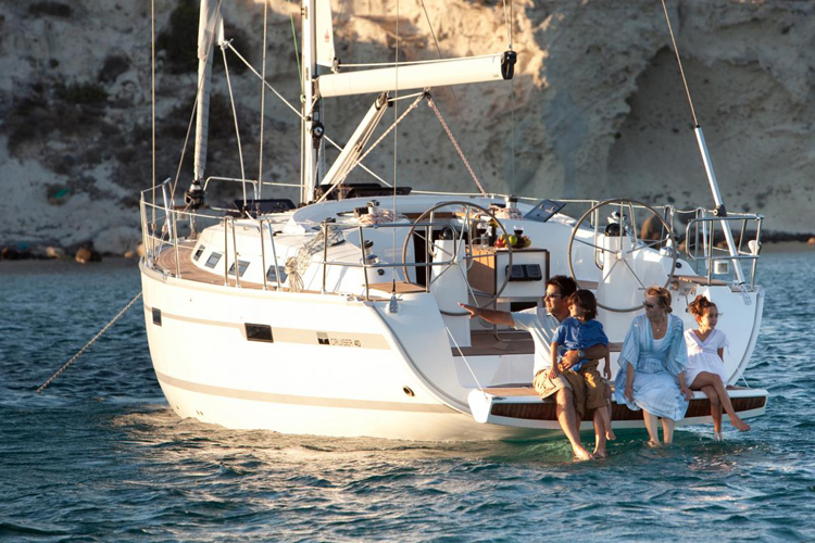 Noleggio barca a vela: Bavaria Airone 40