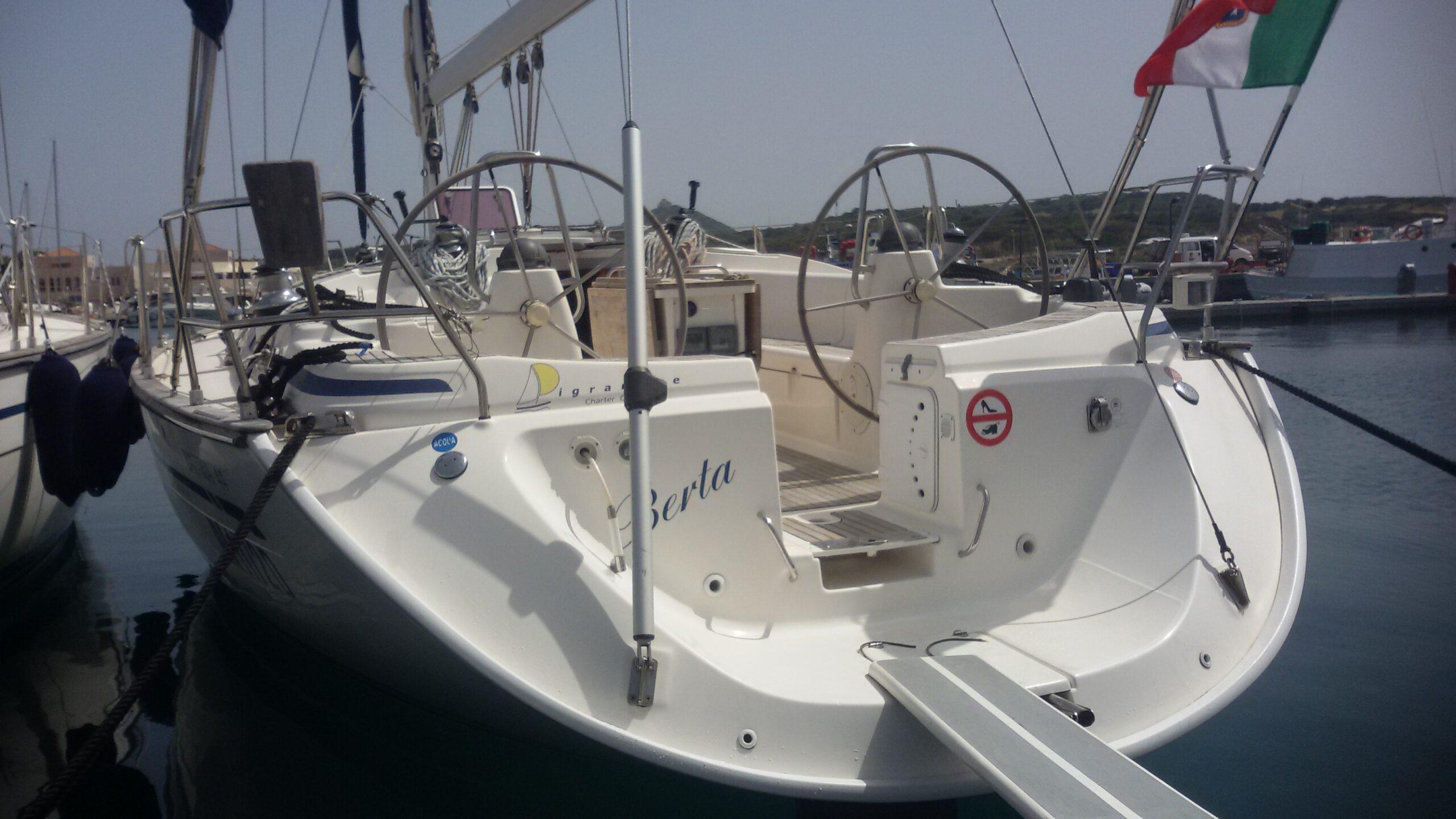 Noleggio barca a vela: Bavaria Berta 44