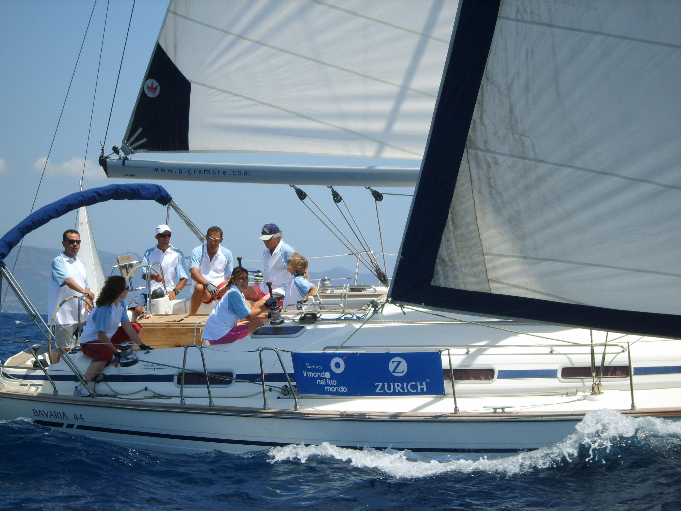 eventi in barca: organizza un evento con le nostre barche - Pigramare