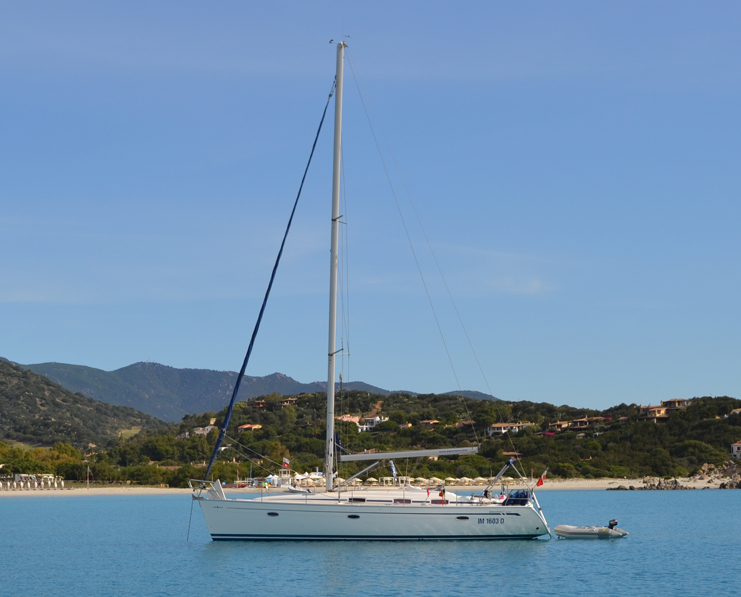 Noleggio barca a vela: Bavaria Labbo 42