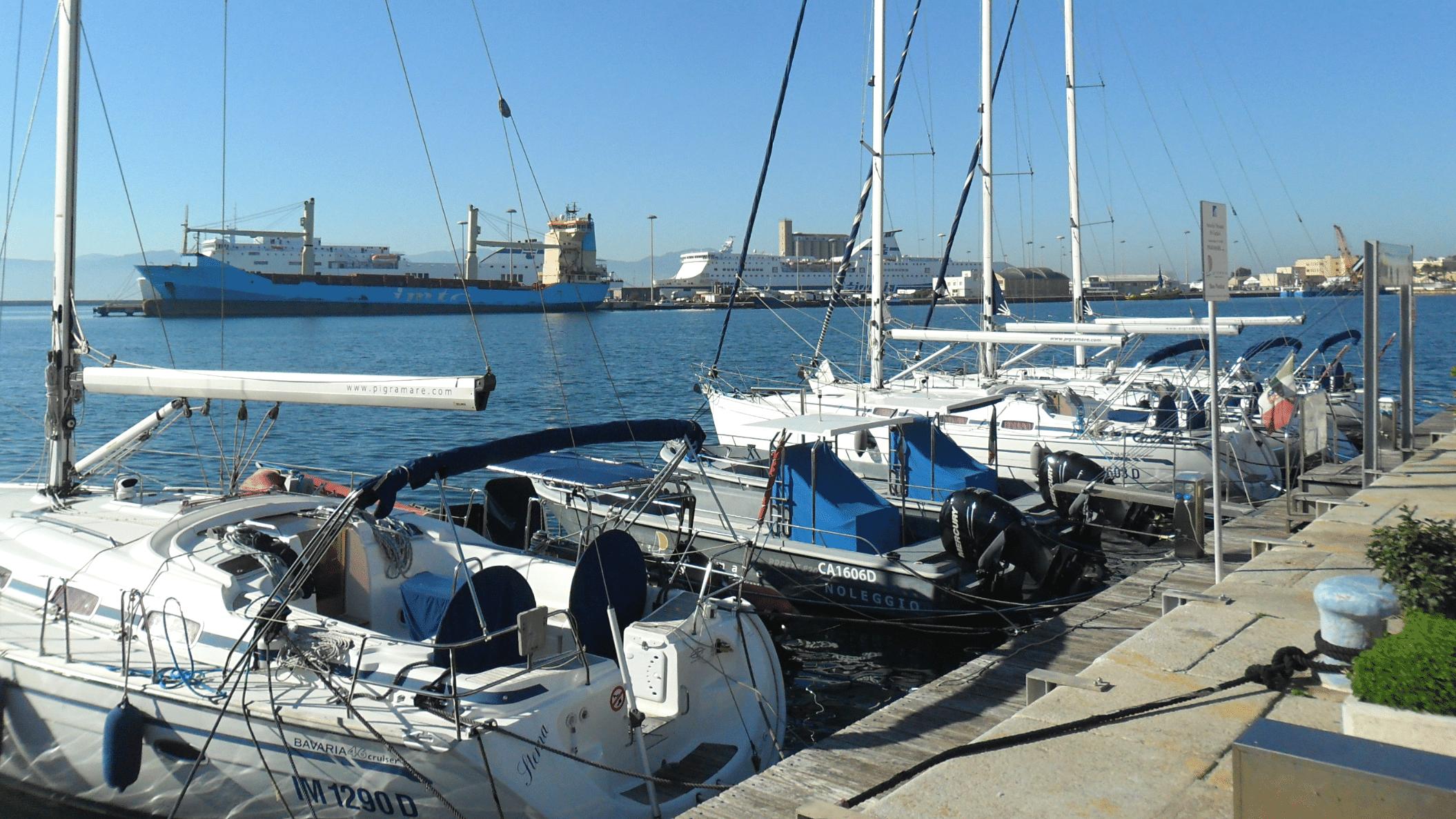 Noleggio barche Cagliari: Pigramare