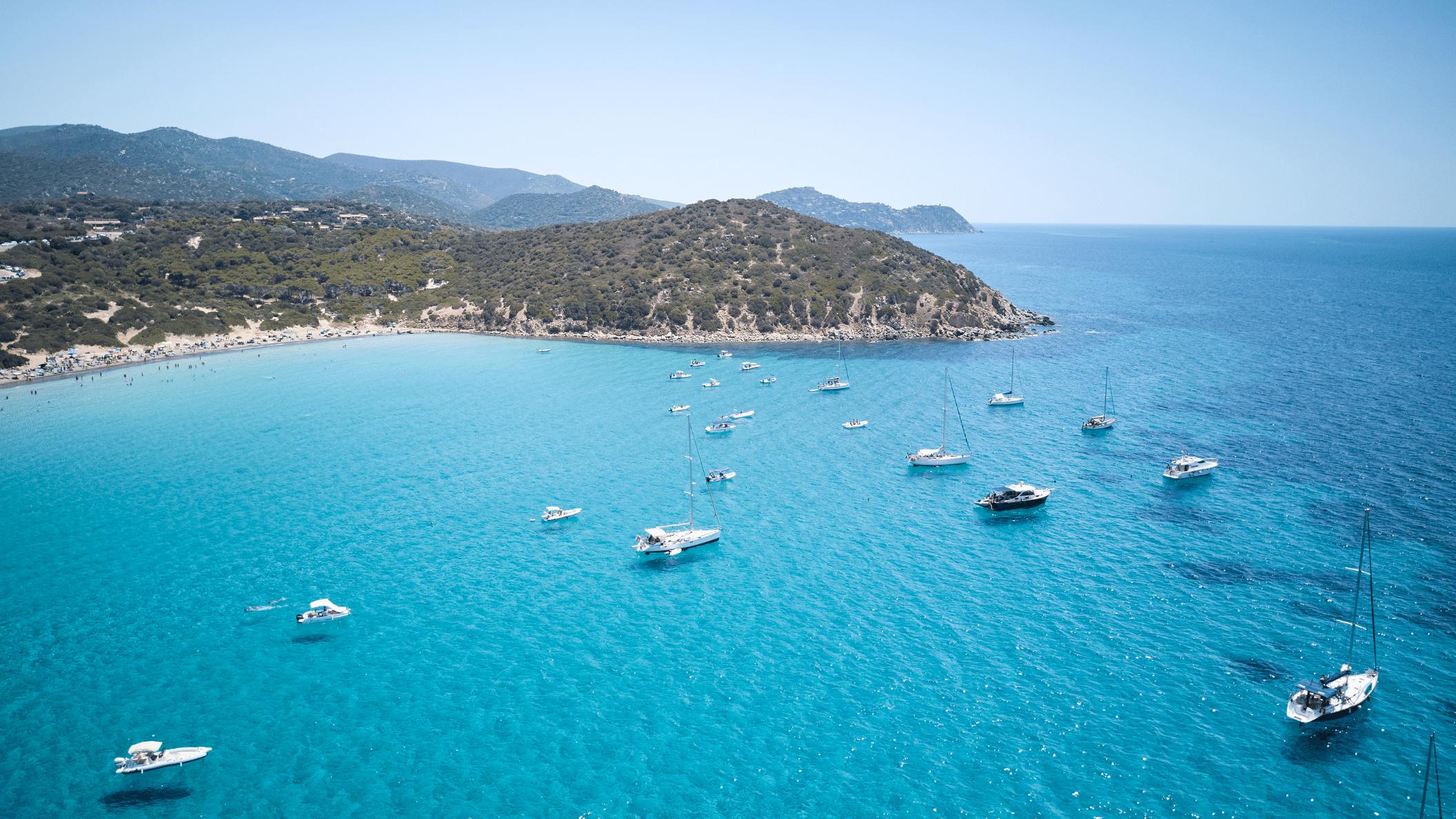 Noleggio barca a vela con skipper Cagliari (2)