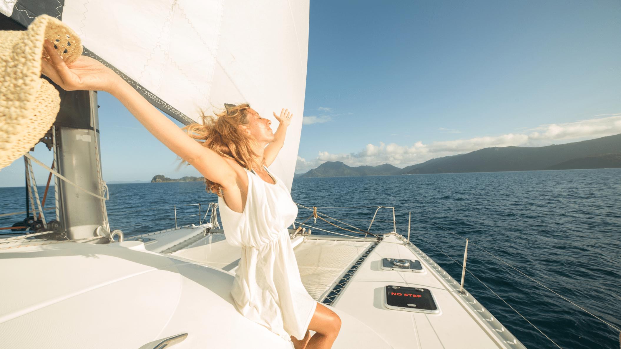 Tour in barca a vela Sardegna